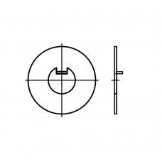 DIN 462 сталь шайби з внутрішним виступом розмір: 45 (25 штук)