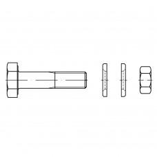 EN 14399-6 сталь 300 HV гарячоцинковані -AF- шайби для затискання болтів в стальних конструкціях розмір: 16 (17x30x4) (1 штука)